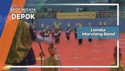 Lomba Marching Band, Depok