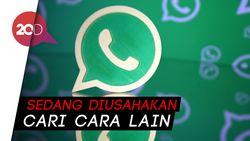 Privasi WhatsApp Diacak-acak, Facebook Jadi Ancaman