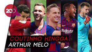 Utang-utang Barcelona Hasil Beli Pemain Bintang