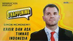 dHappening Simon McMenemy: Karier dan Asa Timnas