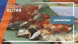 Lomba Ikan Bakar, Blitar