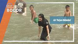 Air Terjun Bidadari, Bogor