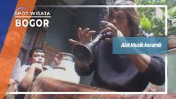 Alat Musik keramik,Bogor