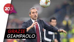 Baru Seumur Jagung di Milan, Giampaolo Dipecat!