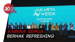 Pengumuman! Jakarta Audio Visual Week 2019 Resmi Dibuka