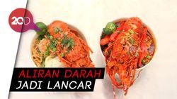 Sensasi Chuangki Lobster yang Bikin Menangis Kepedesan!