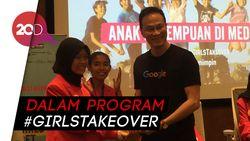 Anak-anak Perempuan Jadi Menkominfo hingga Bos Google Dalam Sehari
