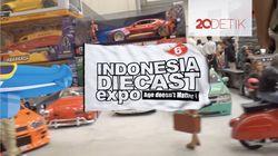 Indonesia Diecast Expo 2019 Gelaran Mainan Terbesar di Indonesia