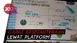 Tokopedia Sumbang 1,5% Perekonomian Indonesia