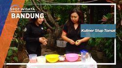 Kuliner Stup Tomat Bandung