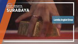 Lomba Angkat Emas Surabaya