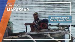 Sang Algojo Yang Ikhlas Dari Pelelangan Ikan Rajawali Makassar