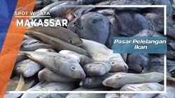 Pasar Pelelangan Ikan Rajawali Makassar