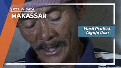 Menuai Hasil Sebagai Algojo Ikan Di Pelelangan Rajawali Makassar