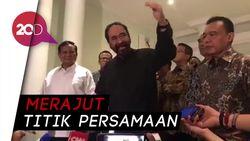 Prabowo-Surya Paloh Bertemu Bikin Sejumlah Kesepakatan