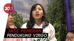 Zara JKT48 Bocorkan Proses Syuting Virgo and The Sparklings