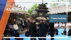 Tradsi Dadung Desa Cigugur Kuningan Jawa Barat