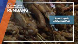 Sate Srepeh Makanan Khas Sumberjo Rembang