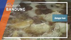 Batagor Isan Kudapan Khas Bandung