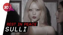 Ditemukan Meninggal, Sulli dan Choi Jinri Trending di Twitter