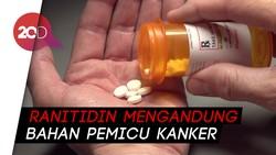 Obat Maag Ranitidin Ditarik, BPOM Umumkan Daftar Obat Pengganti