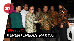 PKB Izinkan Gerindra Masuk Koalisi Jokowi