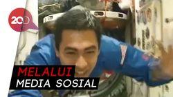 Pertanyakan Bentuk Bumi, Astronaut Malaysia: Demi Allah Bumi Itu Bulat