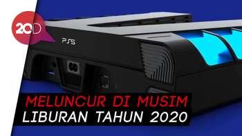 PlayStation 5: Jeroan SSD hingga Kontroler dengan Teknologi Haptic