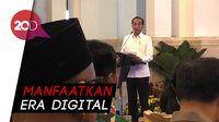 Sudah Ada Tol Langit, Jokowi Minta PNS Efisiensi Birokrasi