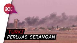 Militer Turki Serang Suriah Utara, Tahanan Milisi ISIS Kabur