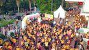 Hidup Sehat Berjamaah di Gowes Transmart Jamboree Bogor