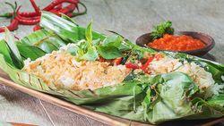 Resep Nasi Bakar Ayam yang Bikin Nagih