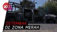 14 Polisi Meksiko Tewas Diberondong Kelompok Bersenjata