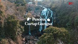 Pesona Curup Gangsa, Wisata Andalan Way Kanan
