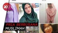 Fenomena Crosshijaber Bikin Resah, Pengurus Masjid Waspada