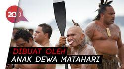 Haka, Tarian Tradisional Suku Maori yang Melegenda