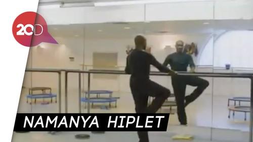 Seperti Ini Jadinya Kalau Hip Hop dan Balet Bersatu