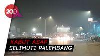 Waspada! Kualitas Udara di Palembang Malam Ini Sangat Tidak Sehat