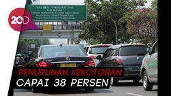 Wow! Perluasan Ganjil-Genap Efektif Perbaiki Kualitas Udara Jakarta