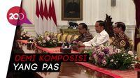 Jokowi Pastikan Sejumlah Wajah Lama Bertahan di Kabinet Baru