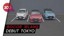 Begini Penampakan All-New Toyota Yaris 2020