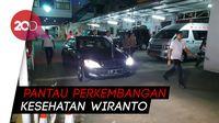 Bersama Pratikno, Jokowi Besuk Wiranto di RSPAD