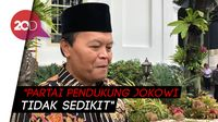 HNW: Jokowi Puyeng Pikirkan Porsi Menteri untuk Koalisinya