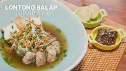 Resep Lontong Balap Surabaya