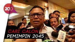 OSO Sebut Media Punya Peran Penting untuk Indonesia Maju 2045