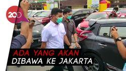 Walkot Medan Terjaring OTT, 6 Orang Diperiksa di Polrestabes Medan