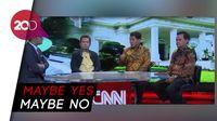 Menjelang Pelantikan, Jokowi Borong Oposisi?
