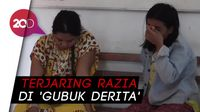 Terjaring Razia di Lokasi Prostitusi, Wanita di Polman Nangis