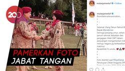 Mulan Jameela ke Prabowo: Selamat Ulang Tahun Patriot Bangsa