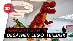 Pameran Lego di Denmark Unjuk Gigi hingga Tahun Depan
